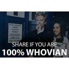 How does not be a 100% whovian