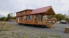 Classic Double Loft - Park Model - Rich's Portable Cabins & Tiny Homes
