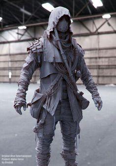 Post Apocalypse attire!!!