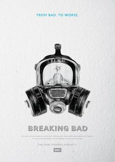 Breaking Bad Season 5.5 poster