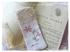 Three mini gift patterns that can be posted in a card.