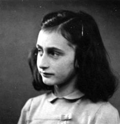 vintage everyday: Anne Frank – Her Life in Pictures, Some of Them Are Rare That You May Not Have Seen Before Anne Frank, Margot Frank, Women In History, World History, Portraits, Interesting History, Before Us, Marie Antoinette, Strong Women