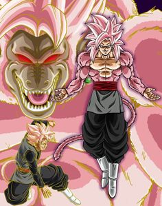 Black Goku This would be incredible