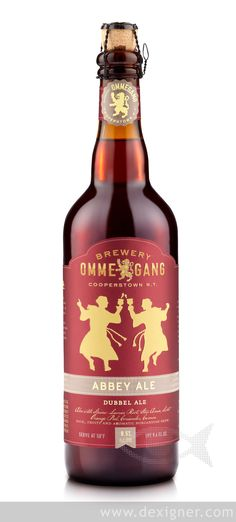 Brewery Ommegang -- Abbey Ale