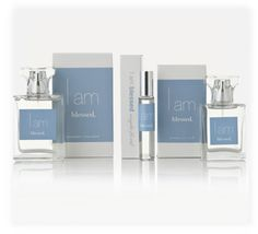 Fragrance: I am blessed. Subtle, understated perfume.