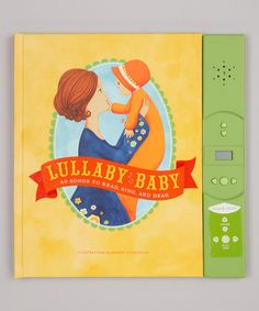 Lullaby Baby: 50 Songs to Read, Sing, and Hear Hardcover