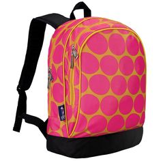 Back to School Sidekick Backpack (Ages 3+)  Available in many styles for boys & girls.  www.kellykottage.com Free monogramming available!