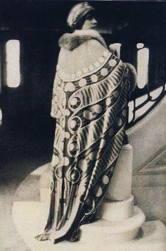 Paul Poiret design 1911
