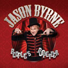 Jason Byrne: People's Puppeteer