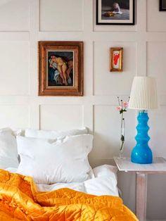Keltainen talo rannalla: Kolme kotia värikkäästä valkoiseen