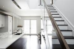 Staircase.  360 Winnett House