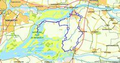 Werkendam (Noord-Brabant, Nederland) | Fietsroute 115168 | 43,60 km | Fietsen door de natte Biesbosch | Fietsen in Werkendam | https://www.route.nl/fietsroute/115168/fietsen-door-de-natte-biesbosch. Elke dag nieuwe routes!