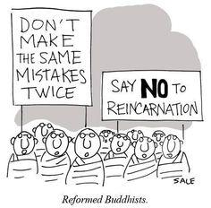 Reformed Buddhists.