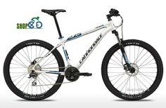 Xe đạp thể thao Cannondale Trail 6 27.5 WHT 2015