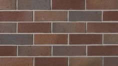 Brampton Brick's Architectural Brick Series offers a variety of textured bricks in a wide range of warm, through-the-body colors for any commercial building project Tile Floor, Brick, Clay, Colours, Architecture, Clays, Arquitetura, Tile Flooring, Bricks