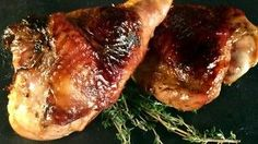 Pan Seared Turkey with Caramelized Onion and Roasted Garlic Recipe | The Chew - ABC.com