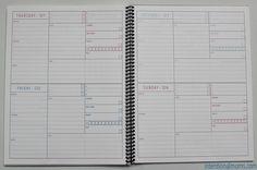 The Organized Life Planner Sneak Peek - IntentionalMoms.com