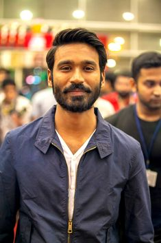 Dhanush at South Indian International Movie Awards 2013 - Maari (film)