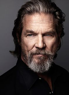Jeff Bridges. Love this ol fart ; )