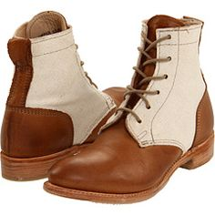 two color combat boots