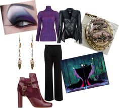 """Malificent"" by jamiethornton78 on Polyvore"