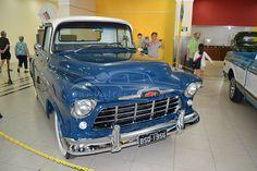 Pickup Chevrolet - cargarage.com.br