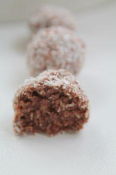 Chokladbollar med oboy | Jennys Matblogg