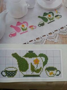This Pin was discovered by Mer Cross Stitch Borders, Cross Stitch Charts, Cross Stitch Designs, Cross Stitching, Cross Stitch Embroidery, Hand Embroidery, Cross Stitch Patterns, Beading Patterns, Crochet Patterns