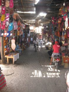 Marrakesh Souks, Morroco