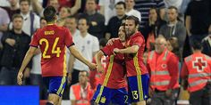 İspanya rahat kazandı