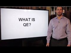 """Chief Income Analyst Alan Gula takes on the fraught issue of """"quantitative easing."""" It's not """"money printing,"""" but that doesn't make it good. Distortion, Wall Street, Printing, Money, Youtube, Silver, Youtubers, Youtube Movies"""