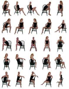 Sitting on chair female poses Boudoir Photography Poses, Boudoir Poses, Photography Books, Photography Studios, Photography Ideas, Photography Flowers, Photography Classes, Children Photography, Best Portrait Photography