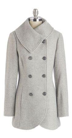 Stone Grey Coat