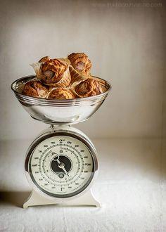Receta de tradicionales magdalenas de nata, con elaboración paso a paso