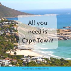 All you need is Cape Tow! Reise-Inspiration auf www.couchabenteurer.de