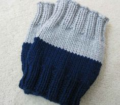 Free Pattern Ravelry: Project Gallery for Basic Boot Cuff pattern by Mindy Lewis
