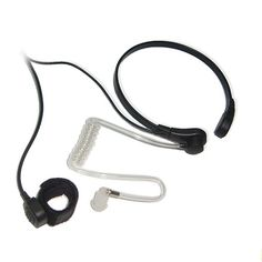 Throat mic for airsoft or paintball