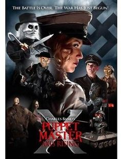nice Puppet Master X Axis Rising DVD Region 1 - For Sale Check more at http://shipperscentral.com/wp/product/puppet-master-x-axis-rising-dvd-region-1-for-sale/