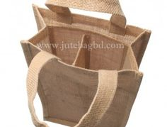 Check out best burlap wine bottle bag pattern from jute bagbd.com