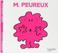 Amazon.fr - Monsieur Peureux - Roger Hargreaves, Evelyne Hiest - Livres