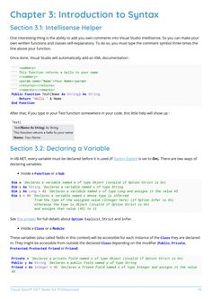 Visual Basic® .NET Example Page 2 Basic Programming Language, Visual Basic Programming, Programming Languages, Medical Technology, Energy Technology, Technology Gadgets, Net Framework, Cloud Infrastructure, New Things To Learn