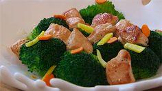 Torres en la cocina - Receta de pavo con brócoli, jengibre y cúrcuma