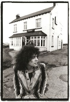 Michael Putland: Marc Bolan, London 1972