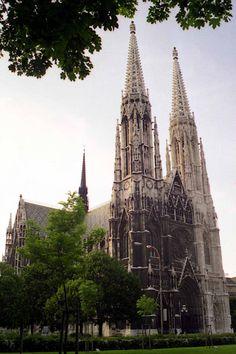 Austria - Vienna, Votivkirche