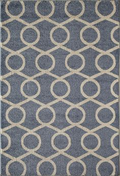 "Designers Image Hudson Links Collection Area Rug 5'3"" x 7'10"" at Menards®"