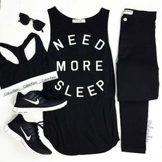 Fitness wind hits, worship of brand ! Girl Day, Fashion Outfits, Womens Fashion, Style Fashion, Outfit Of The Day, Athletic Tank Tops, Calvin Klein, Street Style, Clothes For Women