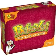 Befuzzled: Think Quick, Act Faster!