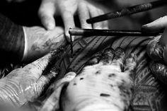 Traditionelle Tattoos auf Samoa: Erst das Tatau macht den Jungen zum Mann II
