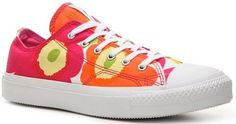 Marimekko flower Converse tennies: just bought these at DSW- they make me happy!