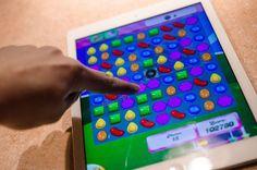 14 iPad Games to Keep Kids Happy on a Long Trip: Candy Crush Saga